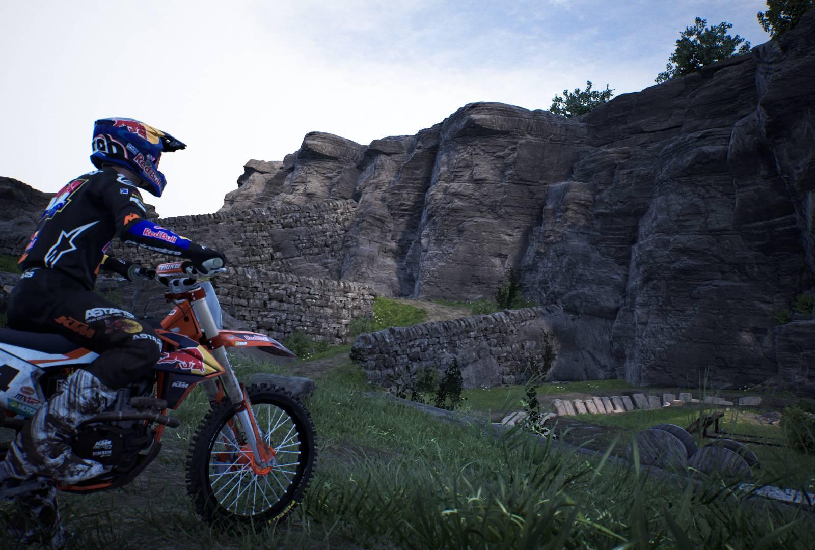 MXGP2021 videogame screenshot
