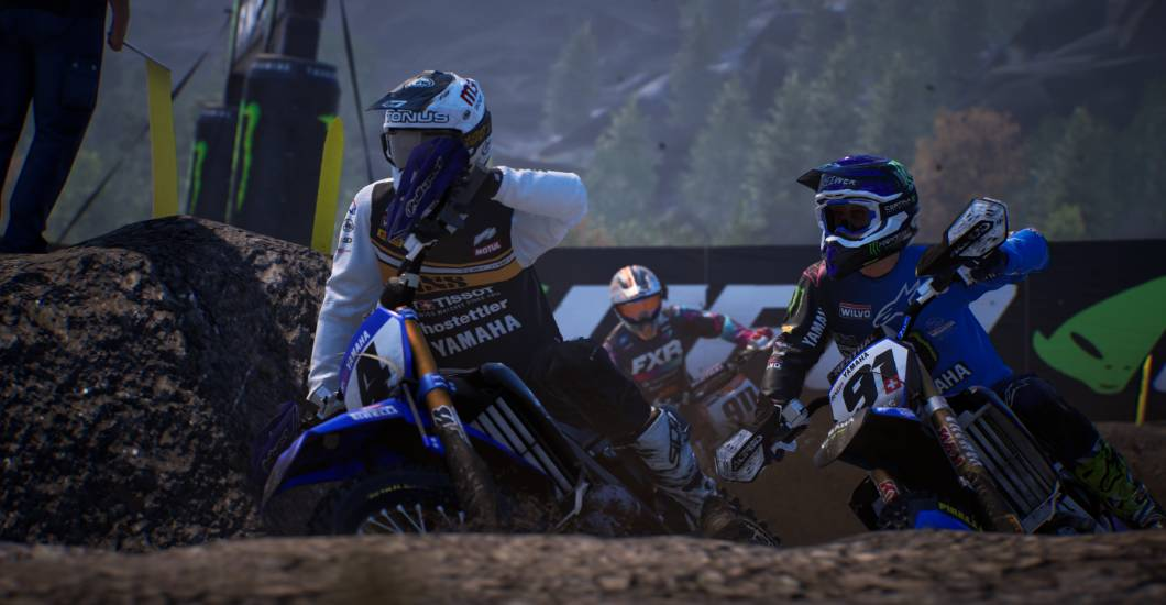 MXGP2021 videogame - Screenshot