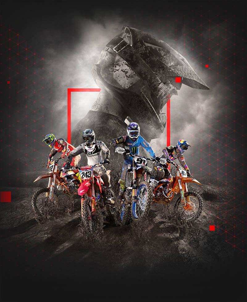 MXGP2021 videogame - Box art