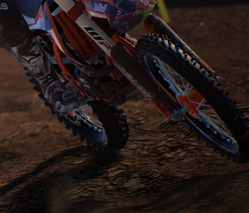 MXGP2021 videogame - Track editor